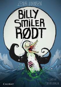 Billy-smiler-rødt