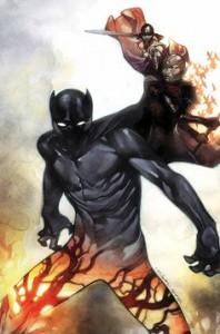 Civil War -Black Panther civil war ii cover